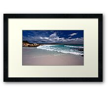 Bay of Fires - Tasmania Framed Print