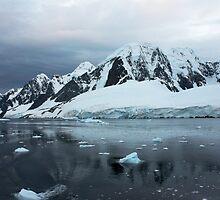 Lemaire Channel, Antarctica by Robert Elliott