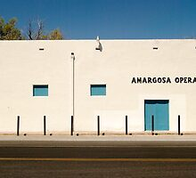 Amargosa Opera House by Daniel Smith