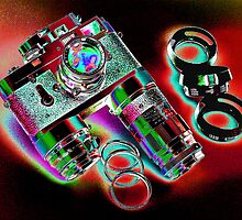 Leica M2 Camera Set  by thula