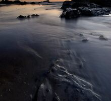 Sunset, Maori Bay by Michael Treloar