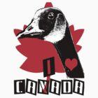 I Love Canada by eliz134