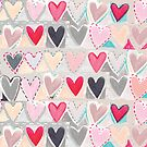 heart patchwork by Jo Cave  (cavecorner)
