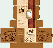 PACKAGE DESIGN by Angel J
