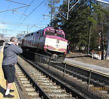 1065 MBTA Commuter Rail by Eric Sanford