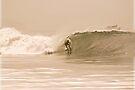 Malibu Run by Kenny Gulley Jr.