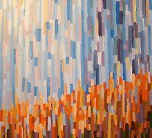 Mountain Range by alexthompson