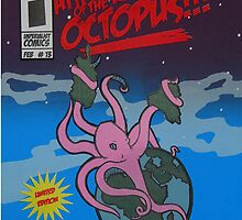 Imperialist Octopus, Comic Book by dirtycitypigeon