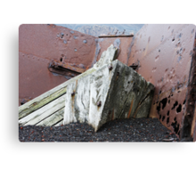 """""""It Rots in Rust""""  Canvas Print"""