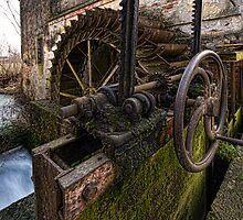 Watermill by Luca Renoldi