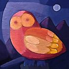 Nigt Owl by Lutz Baar