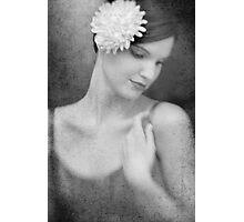 Classic portrait Photographic Print