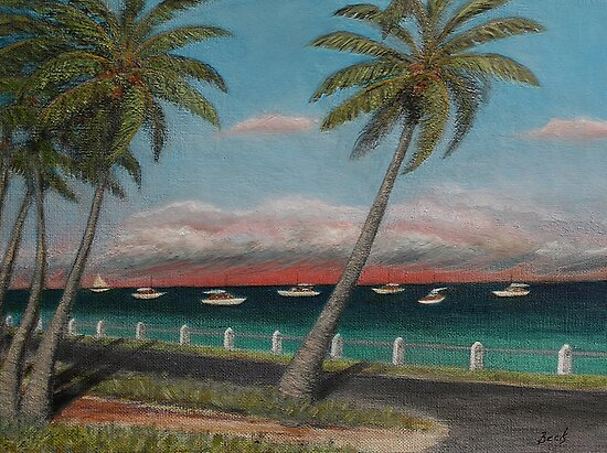 Miami Remembered by Gordon  Beck