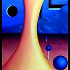 Tangent Skewer by Gordon Stead
