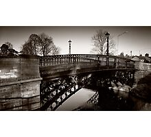 1810 Tickford Bridge - Newport Pagnell Photographic Print