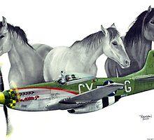 """Wild Pony's"" by Trenton Hill"