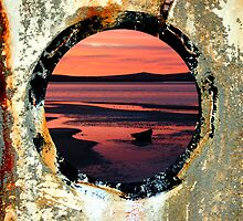 Porthole dreaming 1 by Selsong