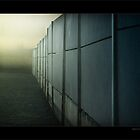 the wall by adamned-art