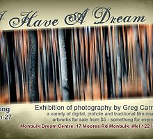 Exhibition Invite - all welcome by Greg Carrick