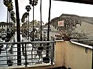 Sunshowers From the Balcony - San Diego - California © 2010 by Jack McCabe
