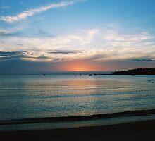 Freycinet Sunset by MichaelCouacaud