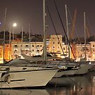 Grand Harbour, Malta. by Joanna Beilby