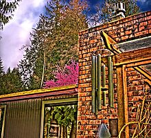 My House in HDR by Bryan Peterson