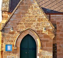 Holy Trinity Anglican Church, Dubbo by Jan Stead JEMproductions
