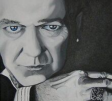 Jimmy Barnes by Amba