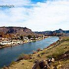 The Colorado River by pandapix