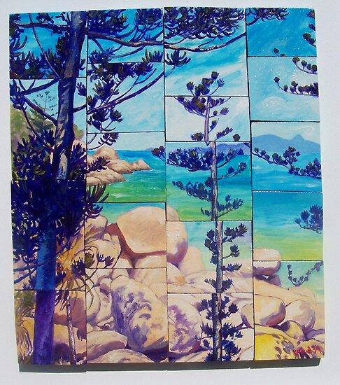 Vista Arthur Bay by Cary McAulay