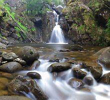 Rubicon Falls  by Donovan wilson