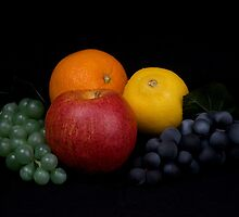 Fruit by Jeffrey  Sinnock