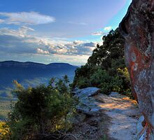 Sublime Point, Leura by Liz Jelsma