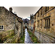 Village Stream Photographic Print
