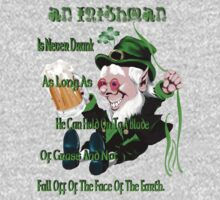 An Irishman Is Never Drunk! by Lotacats