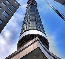 BT-Tower by Pedro Santos