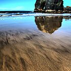 Virgin Rock Seascape - Ballybunion by A90Six