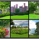 Stornoway Castle Collage - Western Isles, Scotland by BlueMoonRose
