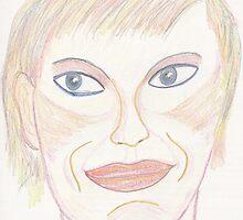 PENCIL DRAWING WOMAN 2.3.4 by BonaParte