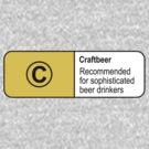Craftbeer Classification by yeasties
