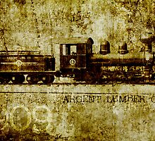 1909 Locomotive  #4 by M a r i e B a r c i a