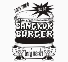 Bangkok Burger by mobii
