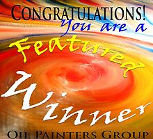 Oil Painters Banner Entry by Iva Penner