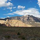 Red Rock, Vegas, Nevada by AndreaBelanger