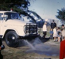 The New Firetruck - Beachport 1968 by Gryphonn