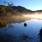 Early Morning at Lake Rodway by Mark Whittle