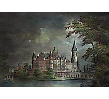 Schwerin Castle 1900 Photographic Print