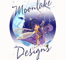 My Official Logo by Moonlake