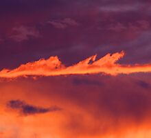 A Random Act of Cloudness by Tim Scullion